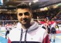 لژیونر کاشانی تیم ملی والیبال به کشور بازگشت